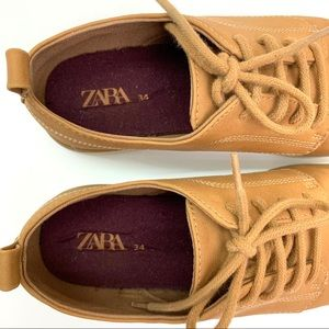 ZARA Lace-up shoes - KIDS